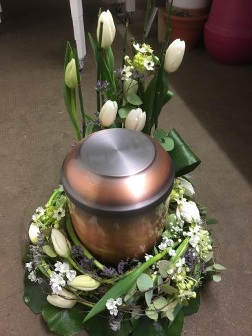 Couronne d'urne
